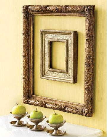 Frame in a frame