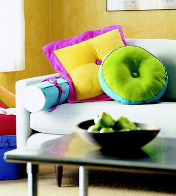 BHG Bright Pillows