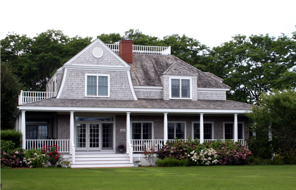 cape cod home - Cape Cod Style House Colors