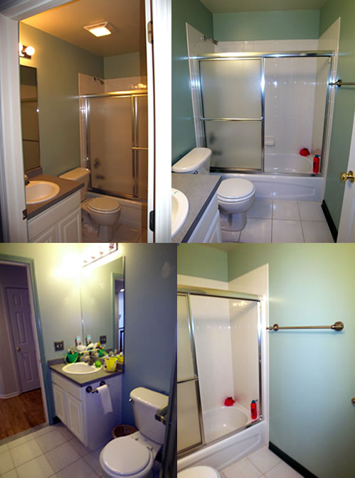 making a small kids bathroom work - Bathroom Designs Kids