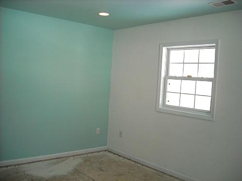 tween room in progress