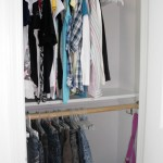 Improving Small Closet Functionality