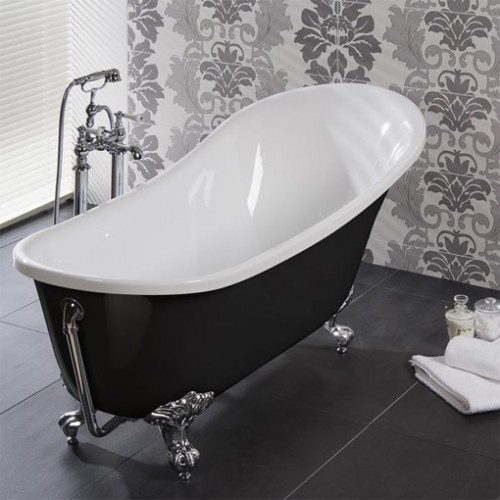 Free standing claw foot tubThinking of an en suite  Think about bathroom furniture. Free Standing Claw Foot Tub. Home Design Ideas