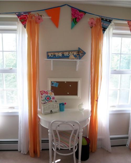 tangerine tango study corner