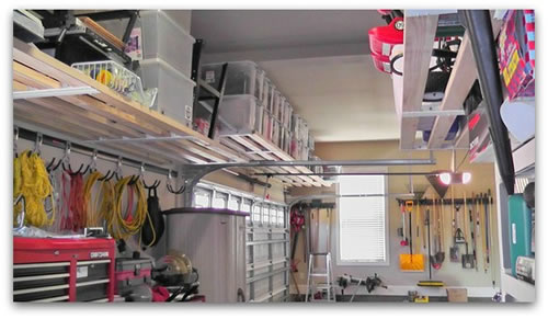 amazing organized garage