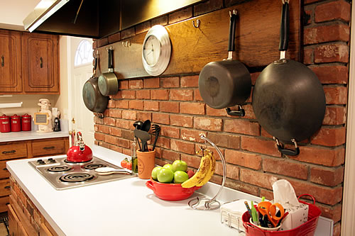 kitchen pot rack - Kitchen Pot Rack Ideas
