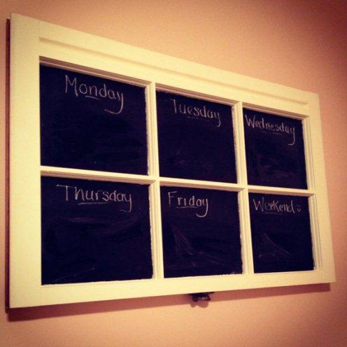 Hanging Windows