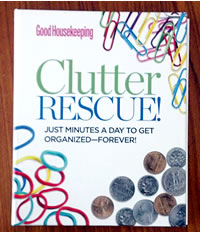 clutter rescue Good Housekeeping