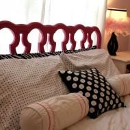 Easy (Changeable) Zebra Glam Girls Room