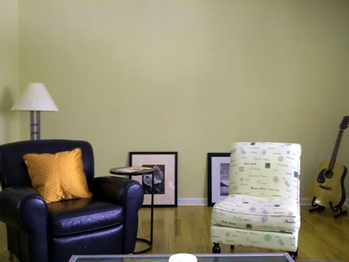 Diy photography feature wall for What to do with a blank wall