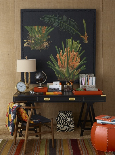 HomeGoods home office design