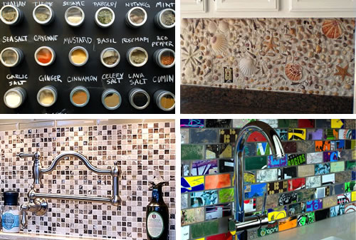 personalized kitchen backsplash ideas
