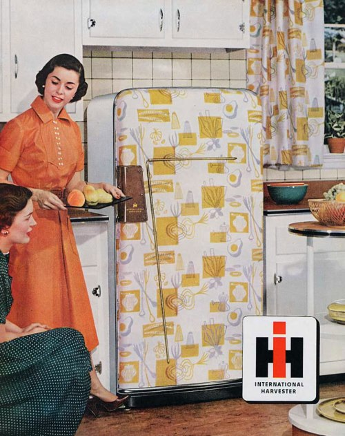 vintage kitchen advertisement