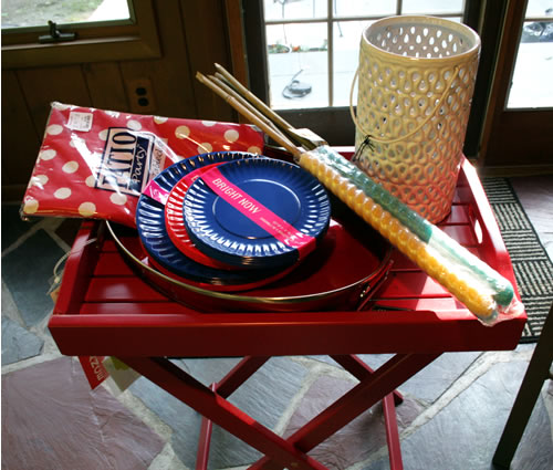 patio accessories from homegoods