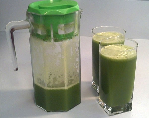The cleanse report our diy juicing cleanse diet batching green juice for later use malvernweather Image collections
