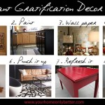 DIY Instant Gratification Decor Ideas