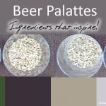 3 Color Palettes Inspired By a Brewery Tour