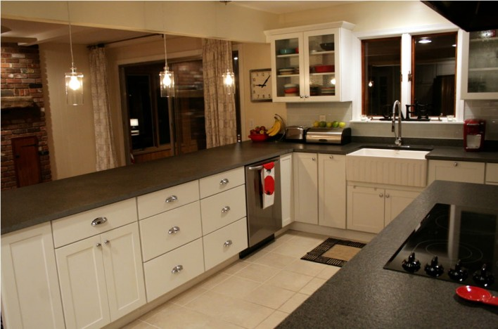 kitchen renovation from YourHomeOnlyBetter.com