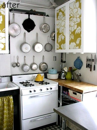 Small Apartment Kitchen Storage Fascinating Review Small Apartment Hacks Design Decoration