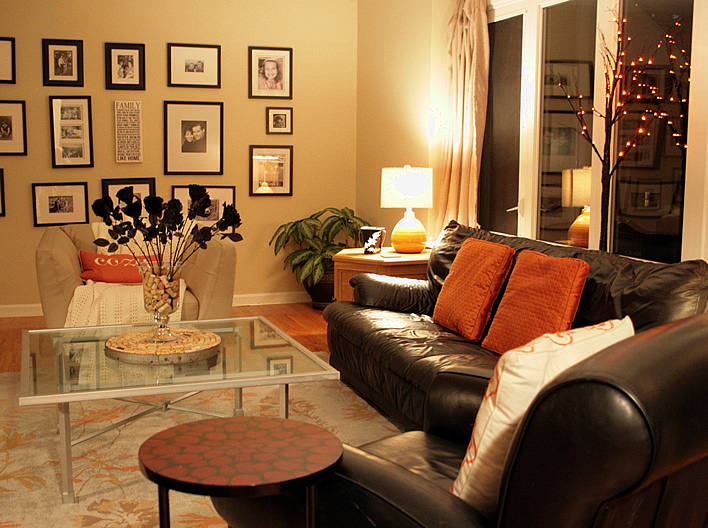 Tis Autumn Living Room Fall Decor Ideas: Seven Insanely Easy Fall Decor Ideas
