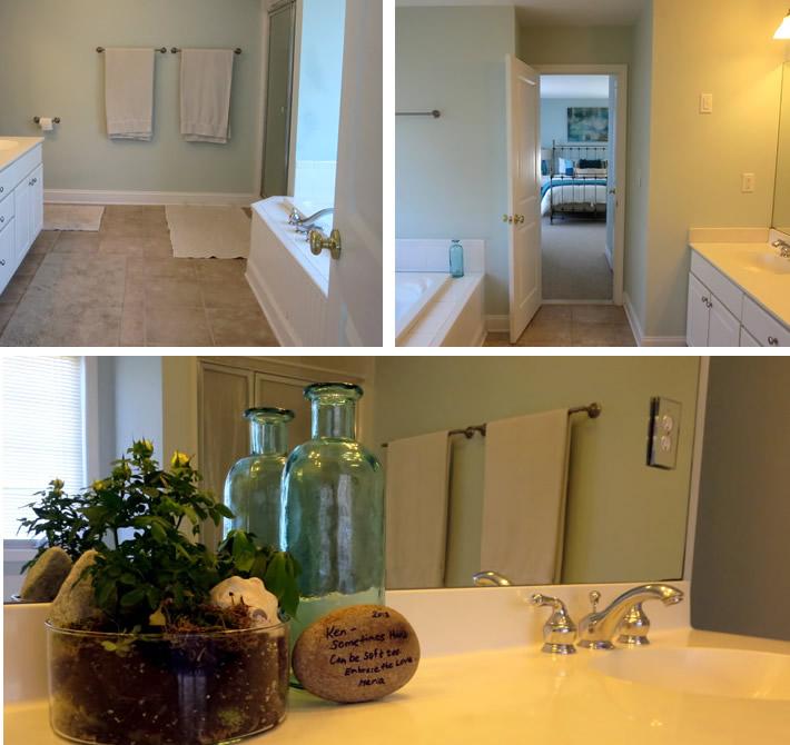 Bedroom Suite Surprise #yourhomeonlybetter #interiordesign #decor #spabedroom #retreat