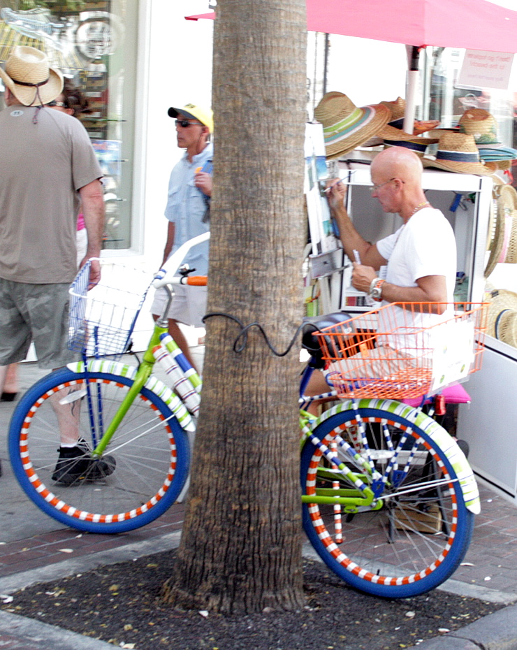 Happy Bikes in Key West