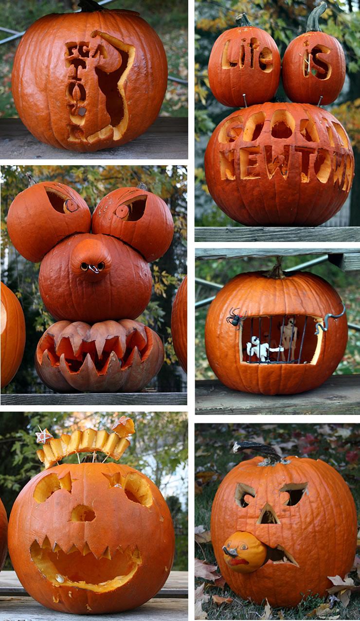The Great Pumpkin Challenge in Newtown CT