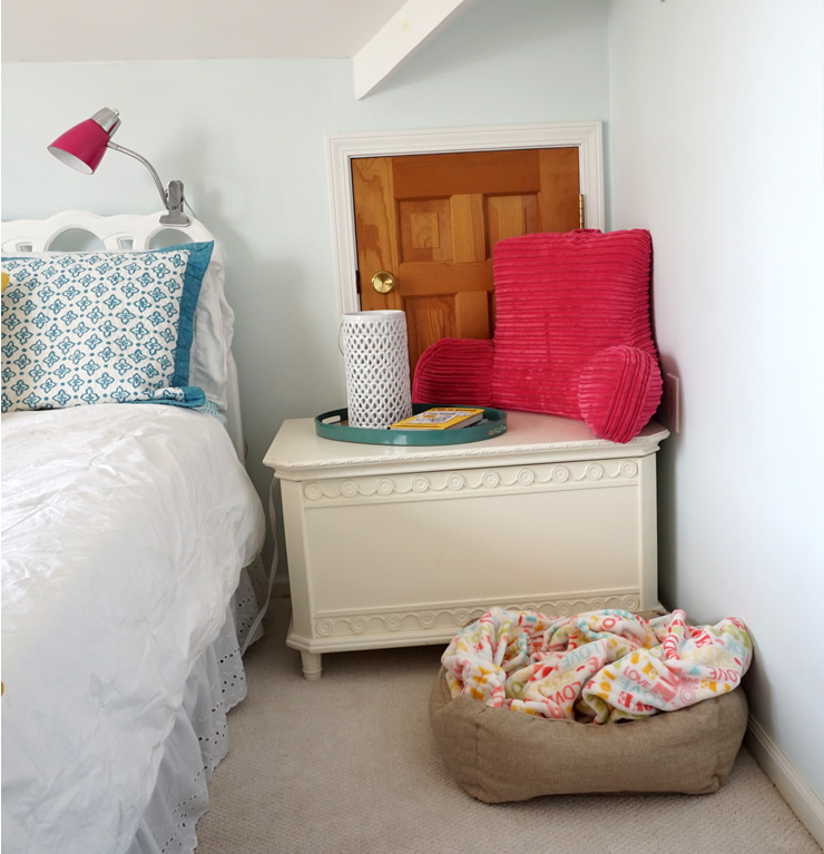 a guest room you can live in